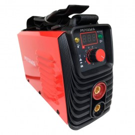 SOLDADORA INVERTER 120 AMP MIYAWA RED155