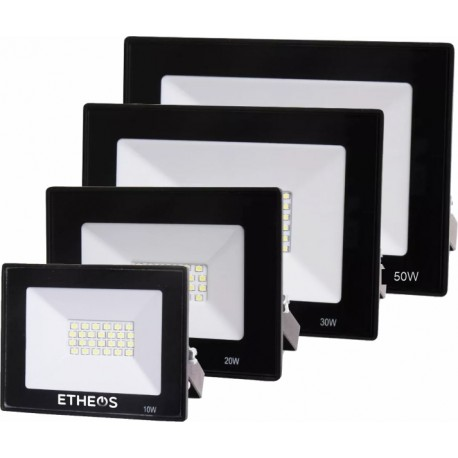COMBO 4 REFLECTORES LED