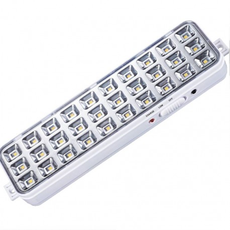 LUZ DE EMERGENCIA 30 LED